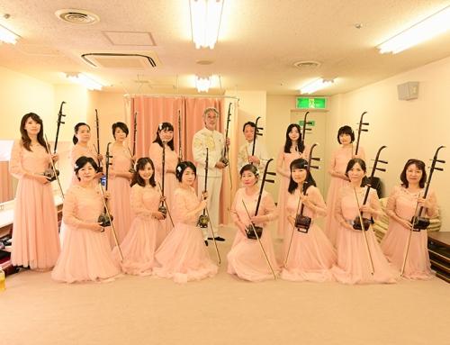 10月2日 北京コンサートのリハーサルを大田区民プラザで行いました。