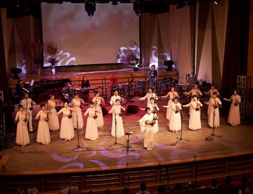 2019年10月26日 北京中央音楽学院「王府ホール」 楊雪 第二回修士学位卒業コンサートに応援出演